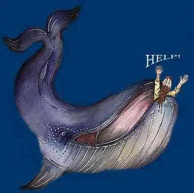 Jonah-whale